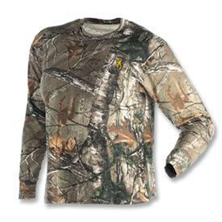 BROWNING WASATCH L/S T-SHIRT