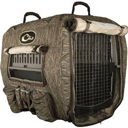 Drake Deluxe Adjustable Kennel Cover BOTTOMLAND