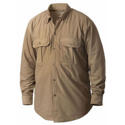 DRAKE THREE POCKET MICRO-FLEECE DESERT_KHAKI