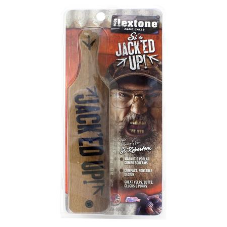 FLEXTONE SI SERIES JACKED UP