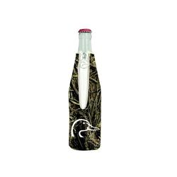 AES DU BOTTLE COOZIE CAMO