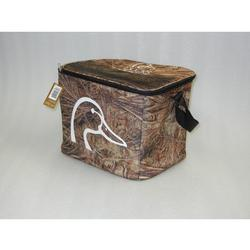 AES DUCKS UNLIMITED SOFT COOLER CAMO