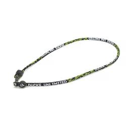 AES DU TITANIUM NECKLACE GREEN