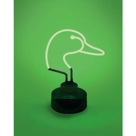 AES DUCKS UNLIMITED NEON LIGHT