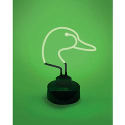 AES DUCKS UNLIMITED NEON LIGHT GREEN