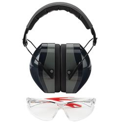 CHAMPION EYES + EARS COMBO BLACK