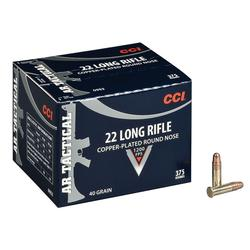 CCI AR TACTICAL RIFLE SHELLS 22_LR