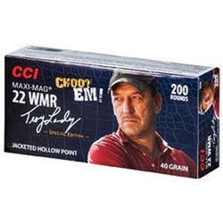 CCI TROY LANDRY RIFLE SHELLS 22_WMR