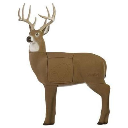 GLENDEL FULL RUT BUCK 4 SIDED