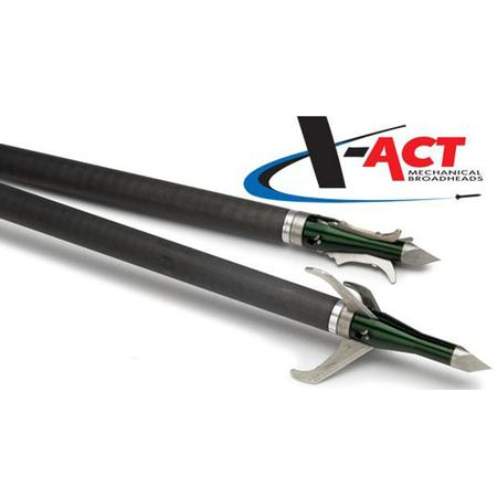 EXCALIBUR X-ACT BROADHEAD