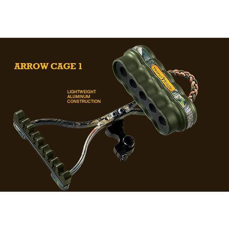 TROPHY RIDGE ARROW CAGE QUIVER