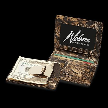 WEBER`S FRONT POCKET WALLET