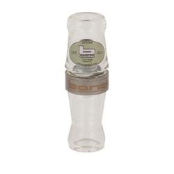BANDED HUNTER LITTLE GOOSE CALL CLEAR/CLEAR