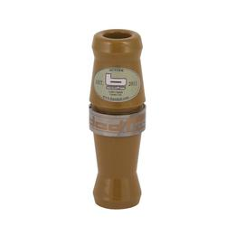 BANDED HUNTER LITTLE GOOSE CALL TAN_DELRIN