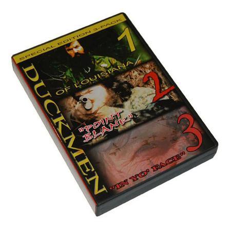 DUCK MEN 1,2,3 DVD