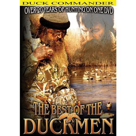 THE BEST OF THE DUCKMEN DVD