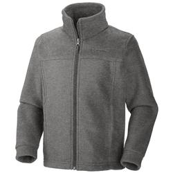 COLUMBIA YTH STEENS MTN FLEECE CHARCOAL