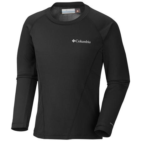 Columbia Youth Baselayer Midweight Crew 2