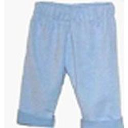 BONNIE`S ROLL UP PANTS BLUE