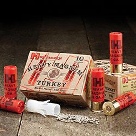HORNADY HEAVY MAG. TURKEY 20 3