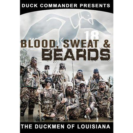 DUCK MEN BLOOD SWEAT + BEARDS
