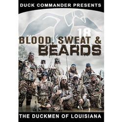 DUCK MEN BLOOD SWEAT + BEARDS DVD
