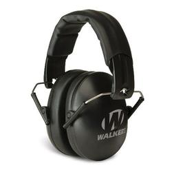 WALKERS YOUTH LOW PROFILE MUFF BLACK