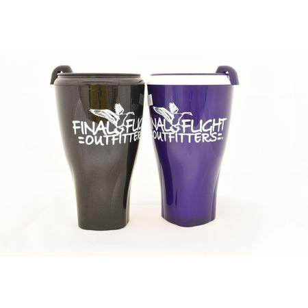 FINAL FLIGHT TWISTER TUMBLER