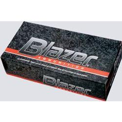BLAZER ALUMINUM AMMUNITION 9_MM