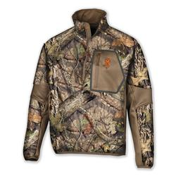 BROWNING HELL`S CANYON 1/4 ZIP COUNTRY