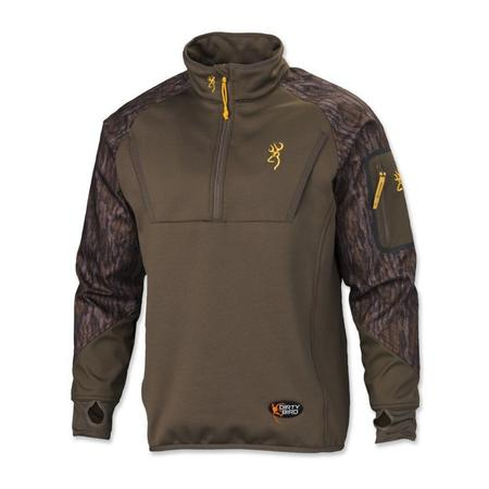BROWNING DB TIMBER FLEECE 1/4