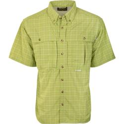 Drake Wingshooter's Plaid Sun Shirt S/S BERMUDA