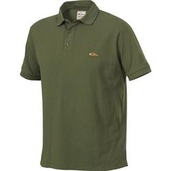 DRAKE COTTON PIQUE POLO OLIVE