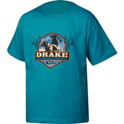 DRAKE YOUTH LABS S/S T TURQUOISE
