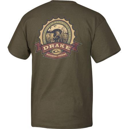 DRAKE BOTTLE CAP S/S T