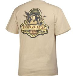DRAKE PINTAILS S/S T PUTTY
