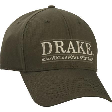 DRAKE BAR LOGO CAP
