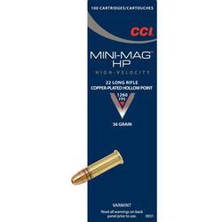 CCI 22 MINI-MAG HP 22_LR_36_GR.