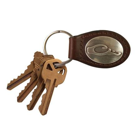 DRAKE LEATHER KEY CHAIN