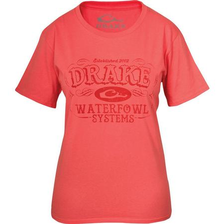 DRAKE LADY D.W. SYSTEMS S/S T-S