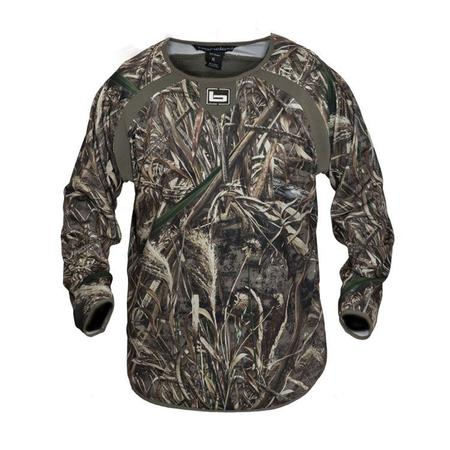 BANDED EARLY SEASON SHIRT