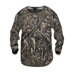 BANDED EARLY SEASON SHIRT MAX5