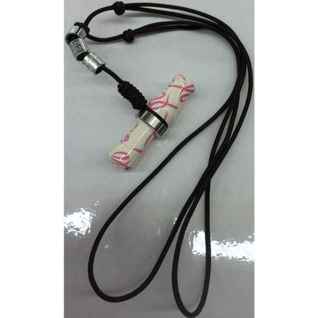 BREAST CANCER AWARENESS NECKLAC