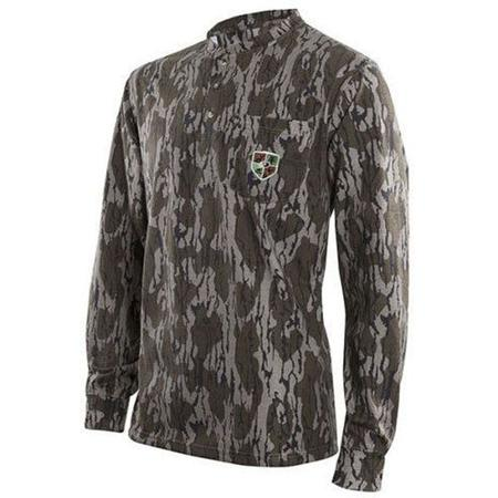 GAMEKEEPER DO ALL HENLEY L/S