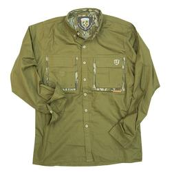 GAMEKEEPER DIRT SHIRT L/S BARK