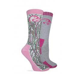 DU LADIES WOOL SOCK MIXED
