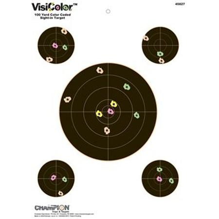 CHAMPION VISICOLOR TARGET
