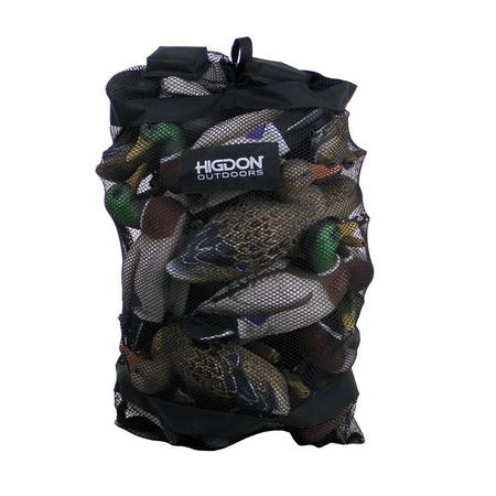 HIGDON MESH DECOY BAG