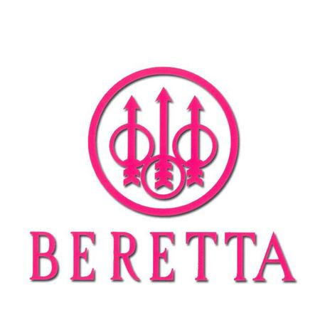 BERETTA WINDOW DECAL