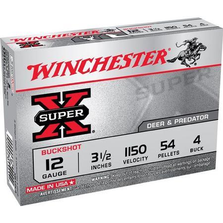 WINCHESTER 12GA  3.5 BUCK SHOT